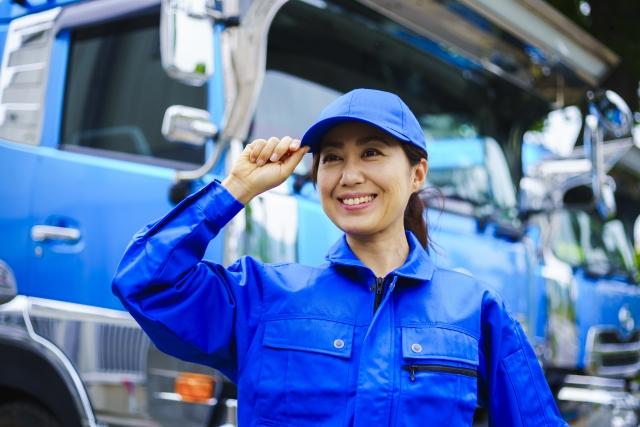 産業廃棄物収集運搬許可について